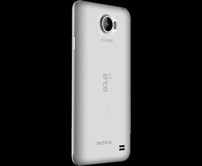 Intex Aqua i7 comes with the regular connectivity options and sports a 2000 mAh battery.