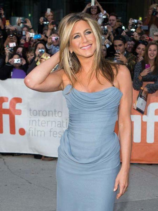 Jennifer Aniston in Vivienne Westwood