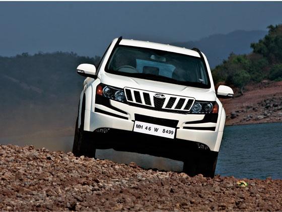 Mahindra XUV5OO Borg Warner AWD