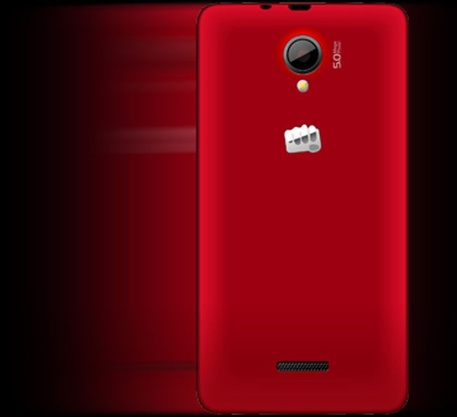 Micromax Canvas Fun A76