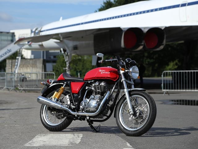 Royal Enfield Continental GT: First Ride