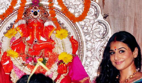Vidya Balan Roy Kapur