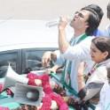Vivek Oberoi campaigns
