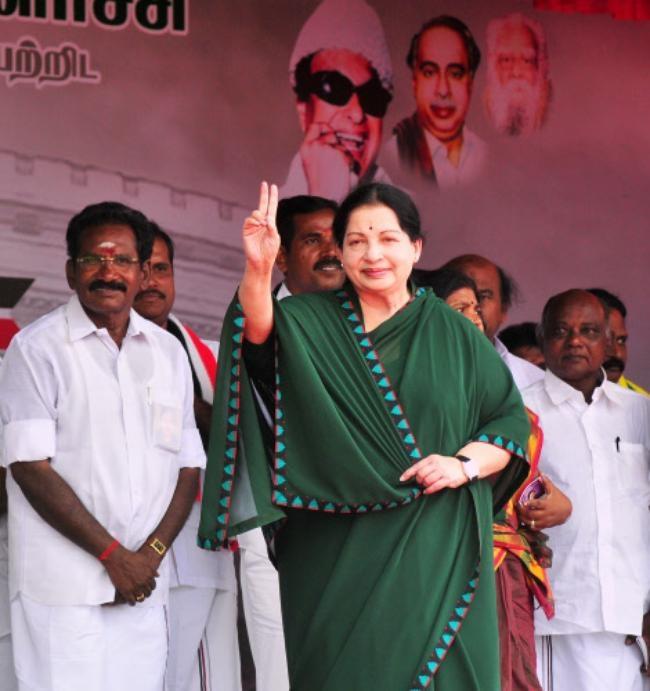 J. Jayalalithaa
