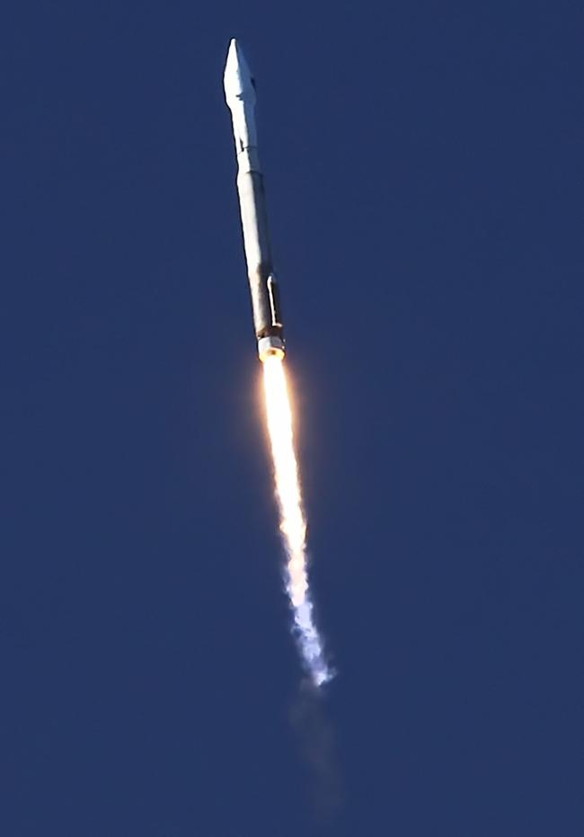 US Military Satellite