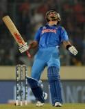 Kohli scored classy 72