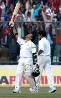 Sachin Tendulkar score 35th Test hundred