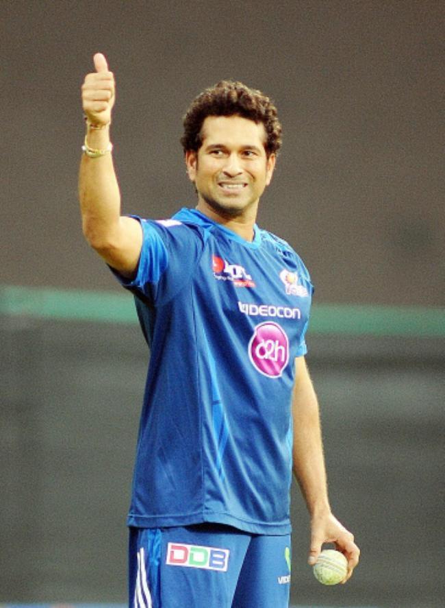 Sachin Tendulkar - Mumbai Indians