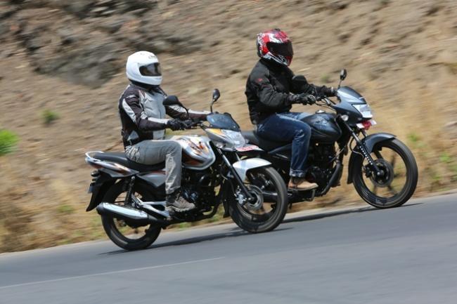 Bajaj vs Honda