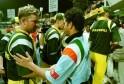 Sachin Tendulkar With Shane Warne