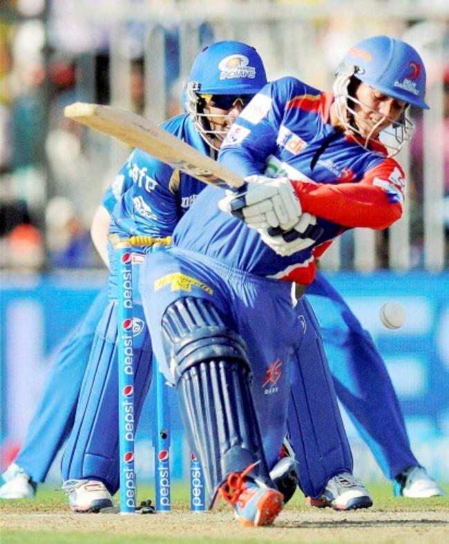 IPL 2014: Delhi Daredevils vs Mumbai Indians, Match In ...