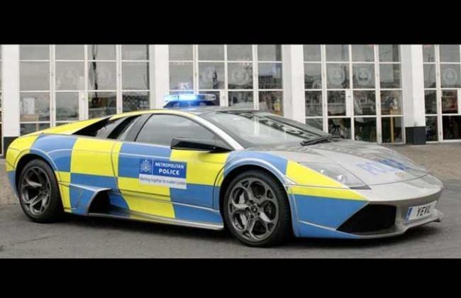 Cheap Police Cars