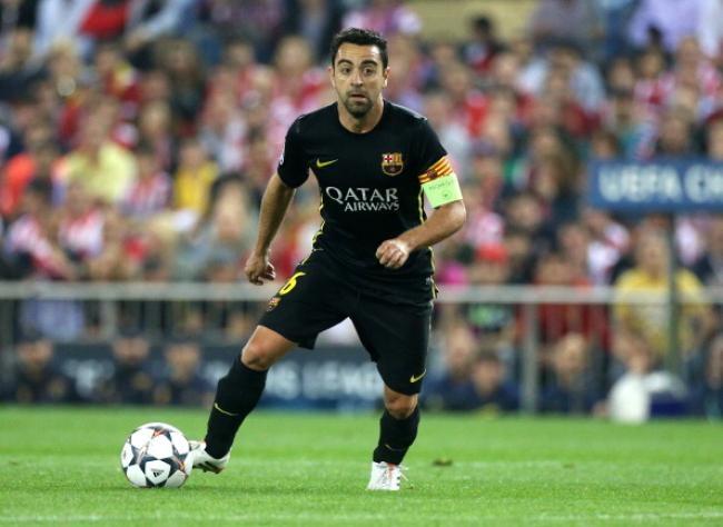 Club Atletico de Madrid v Barcelona - UEFA Champions League Quarter Final