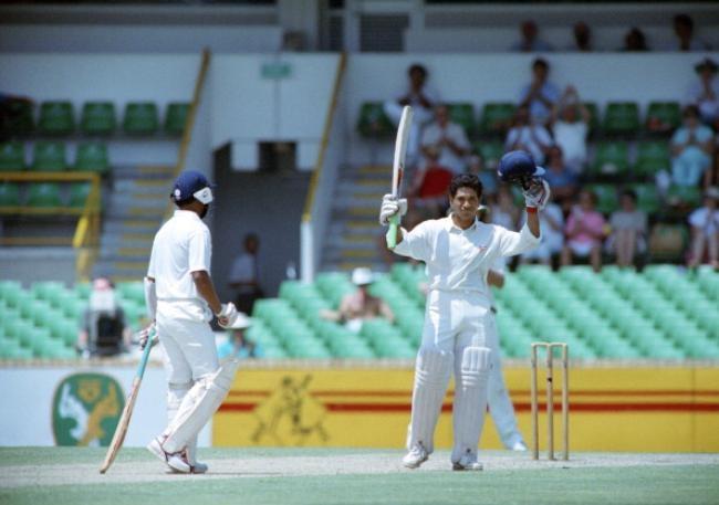 Tendulkar reckons his 114 at Perth as a special knock