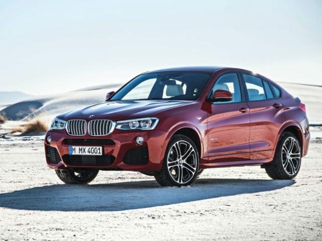 2015 BMW X4