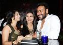 Tanisha, Kajol, Ajay Devgn
