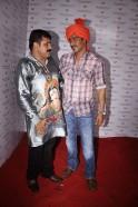 Ajay Devgn and Sachin Ahir