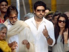 PICS: Bollywood Casts Its Vote!