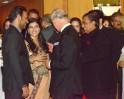 Ajay Devgn, Kajol, Prince Charles, Mukesh Ambani