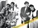 Ajay Devgn and Karisma Kapoor and Juhi Chawla