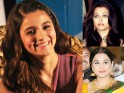 Alia Bhatt, Aishwarya Rai Bachchan, Vidya Balan