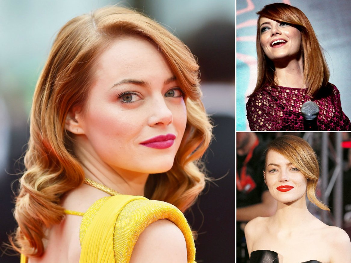 Emma Stone's been looking lovely at red carpet premieres of The Amazing Spider-Man 2 across the globe