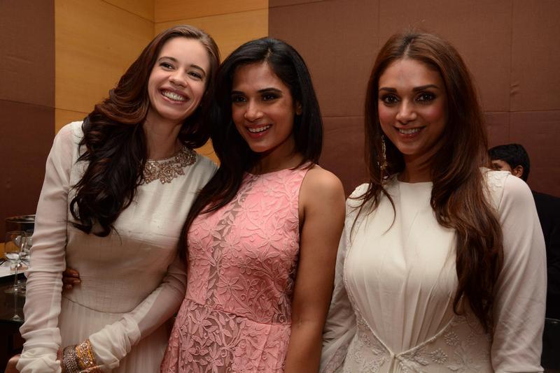 Kalki Koechlin, Richa Chaddha and Aditi Rao Hydari