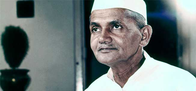 Lal Bahadur Shastri - Succeeding Jawaharlal Nehru as the second Prime Minister, Lal Bahadur Shastri worked extensively for the welfare of farmers and gave the nation its popular slogan