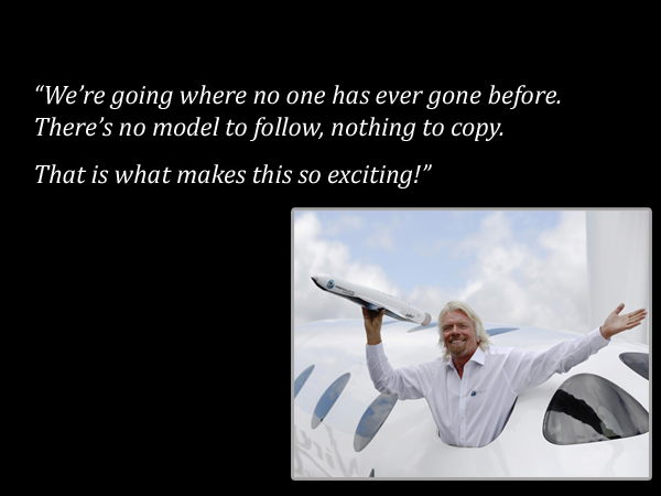 Richard Branson, Founder of Virgin Group  Quote via Business Insider  Image courtesy: Reuters
