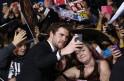 Liam Hemsworth selfie