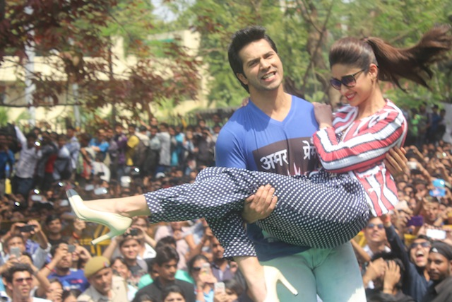 Directed by David Dhawan and Produced by Balaji Motion Pictures, Main Tera Hero stars Varun Dhawan, Ileana Dcruz and Nargis Fakri in lead roles