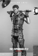 Kellan Lutz is John Smilee: Fearless fighter... extensive tattoos... pure badass