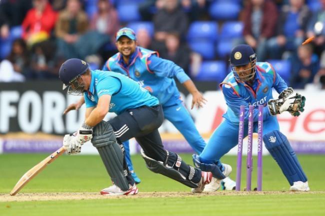 England v India - Royal London One-Day Series 2014