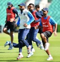 Team India's Practice Session Ahead of The Oval Test
