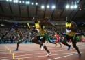 Usain Bolt Shines