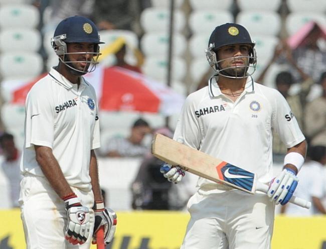 Kohli and Pujara