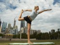 What sparked the debate between yoga and strength training?