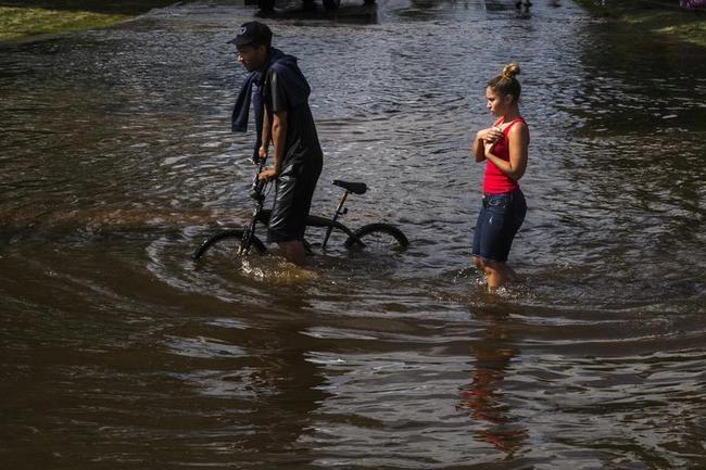 New York Flash Floods