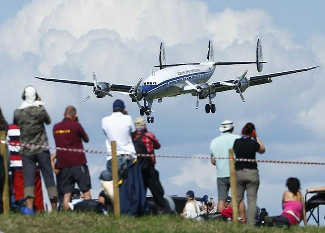 Switzerland: Air14 Airshow