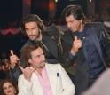 Saif Ali Khan, Ranveer Singh, Shah Rukh Khan