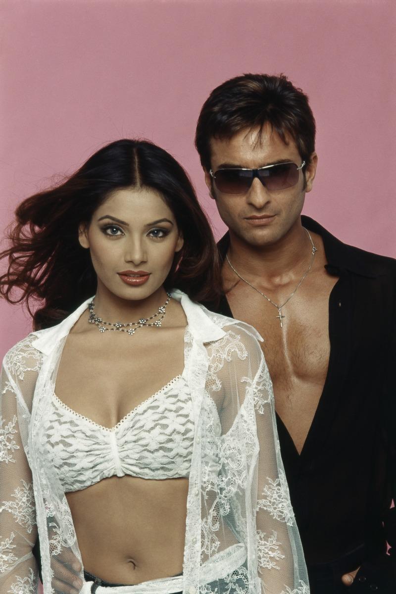Saif Ali Khan and Bipasha Basu