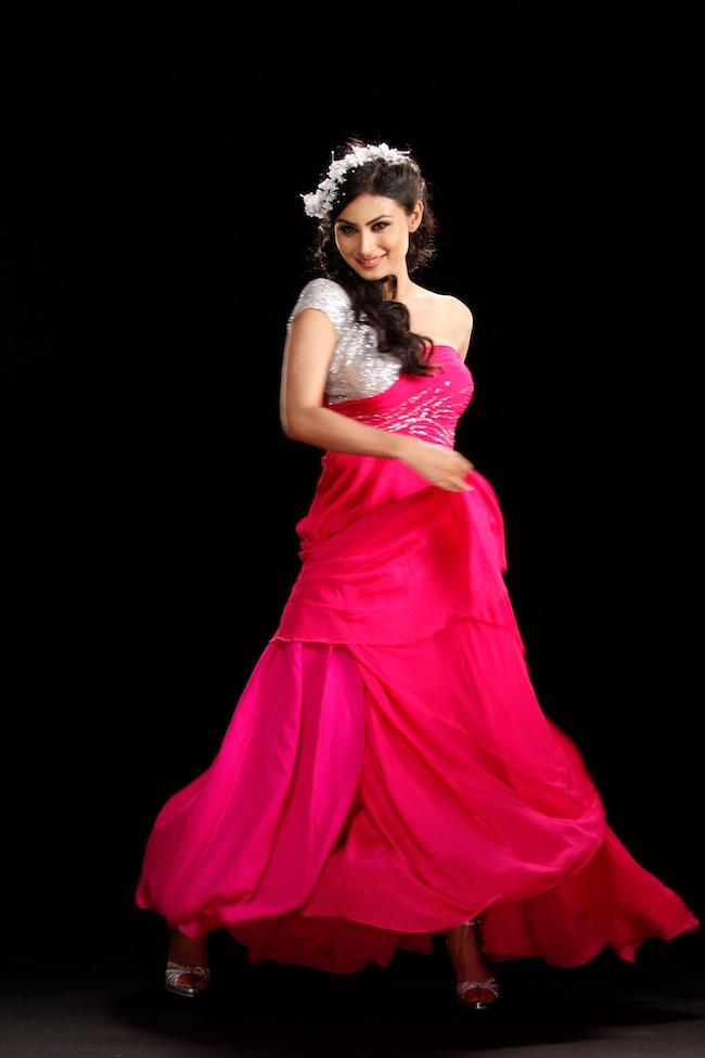 Mouni Roy, Jhalak Dikhhla contestant