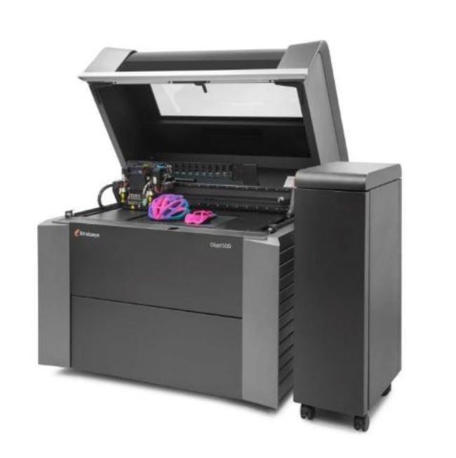Coloured 3D Printer