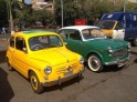 Fiat Classic Car Club Rally