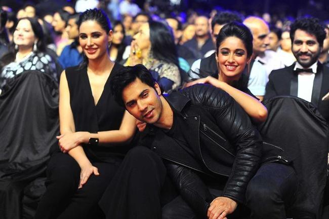 Varun Dhawan, Nargis Fakhri and Ileana D