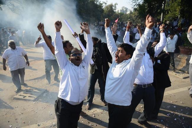 Telangana Celebrations