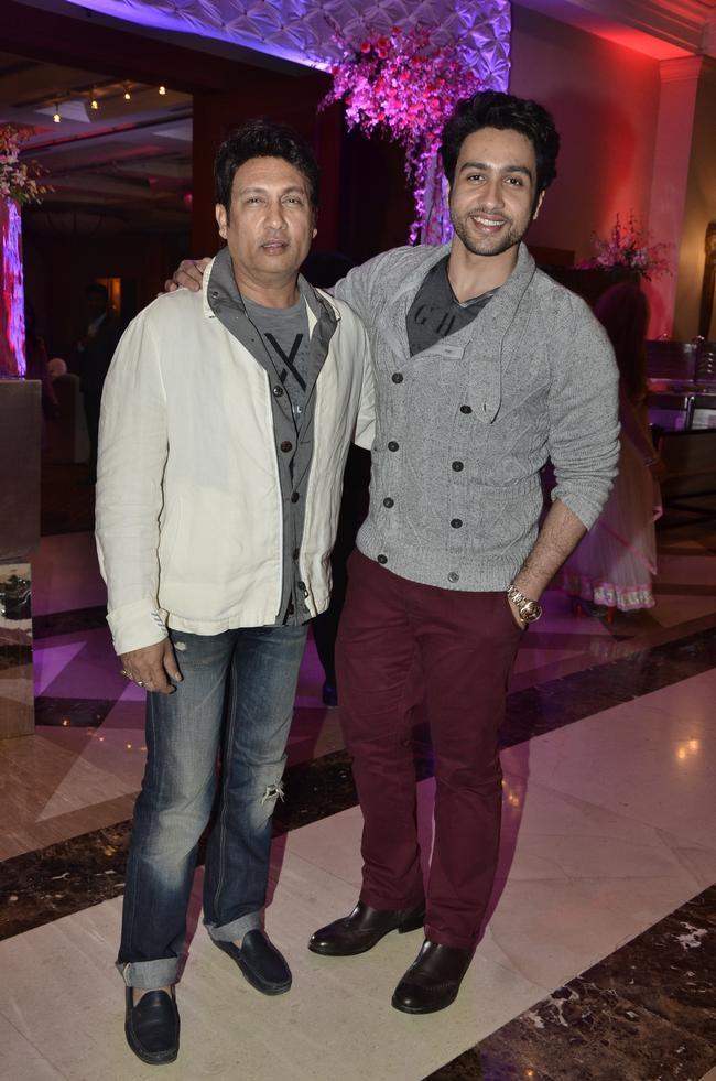 Shekhar Suman & Adhyayan Suman