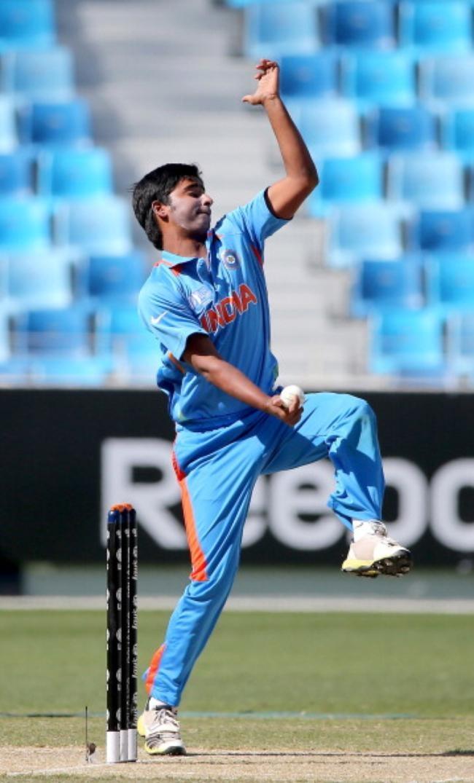 Aamir Gani - Six wickets in Three Matches