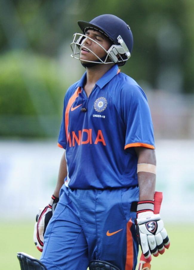Akhil Herwadkar - 78 Runs in 3 Matches