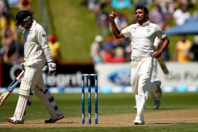 New Zealand v India - 2nd Test: Day 3